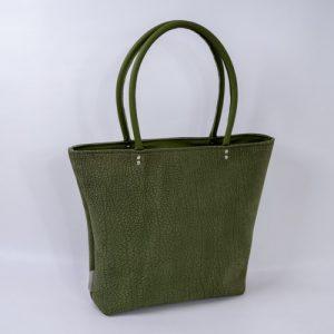 schoudertas groen vintage